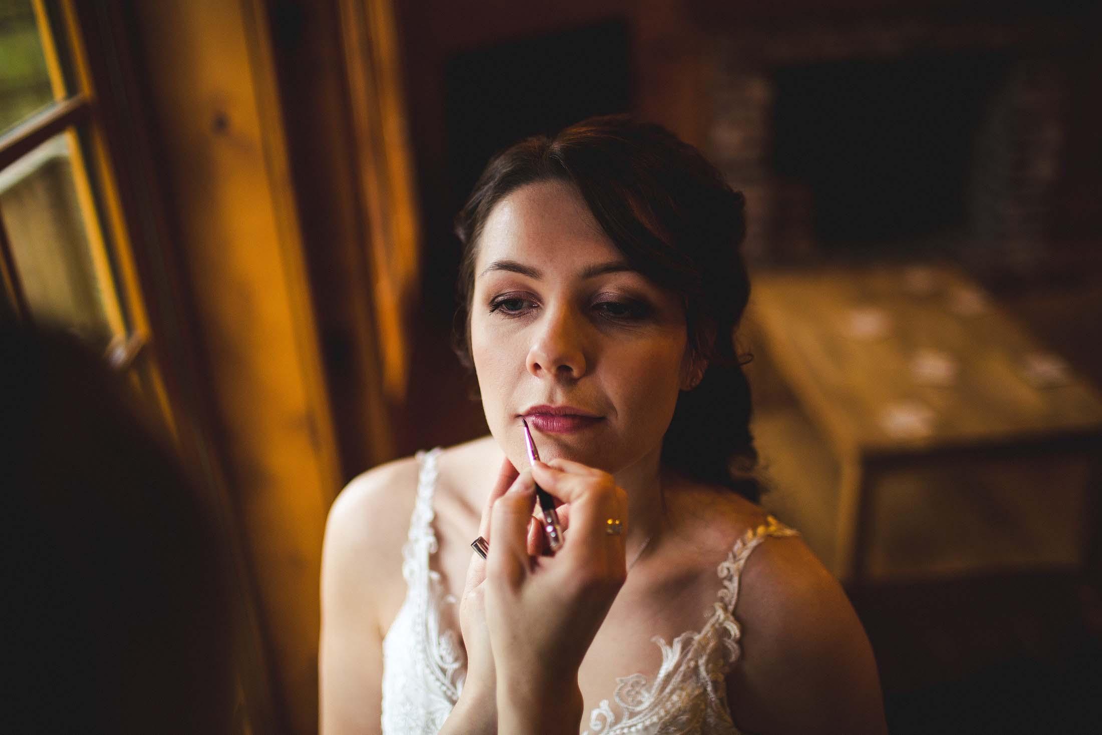 Nottingham makeup artist weddings