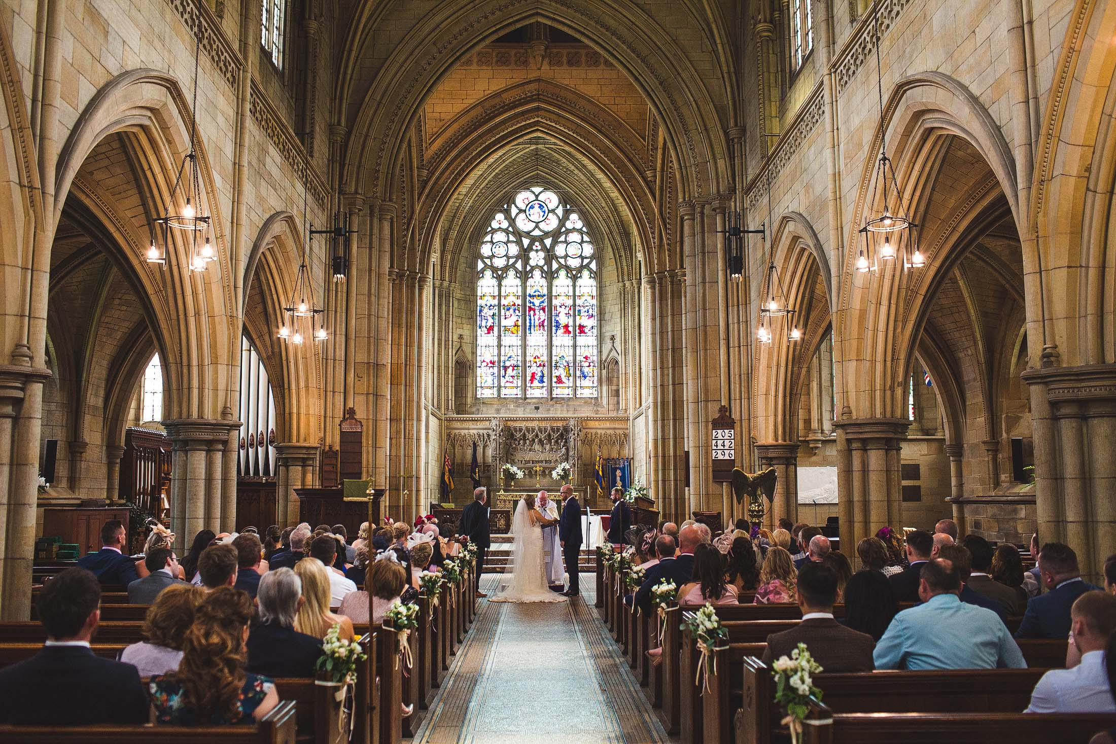 wentworth church wedding