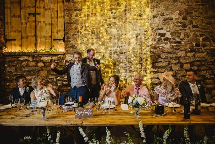 weddings at Eden barn