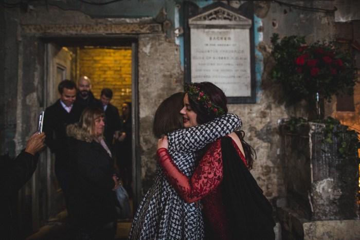 Asylum wedding London