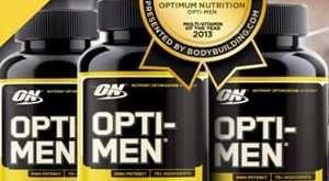 اوبتي مين مالتي فيتامين Opti-Men Multi Vitamin