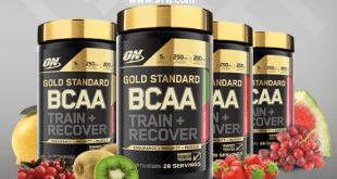 جولد ستاندرد Gold Standard BCAA