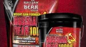 راشن بير Russian Bear 10000