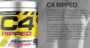 C4 Ripped سي 4 ريبيد