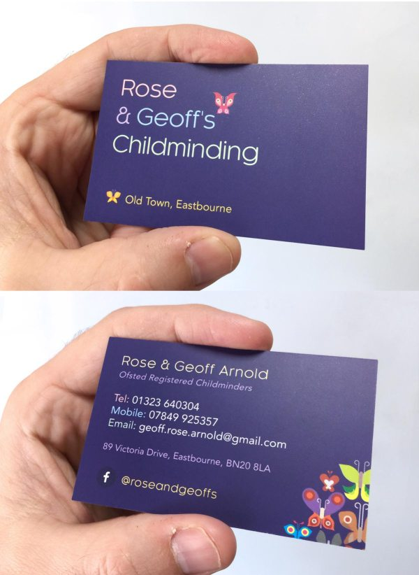 Rose and Geoff's Childminding