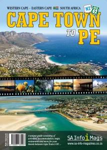 Cape Town to Port Elizabeth SA Info Magazines www.sa-info-magazines.co.za