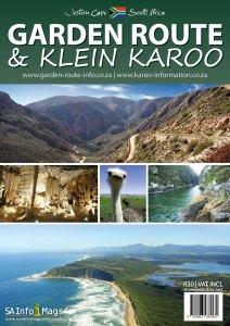 Garden Route and the Klein Karoo SA Info Magazines www.sa-info-magazines.co.za