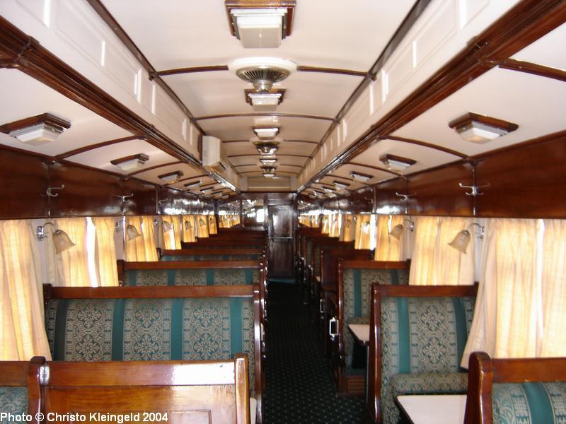 Rovos Rail Coach Photos