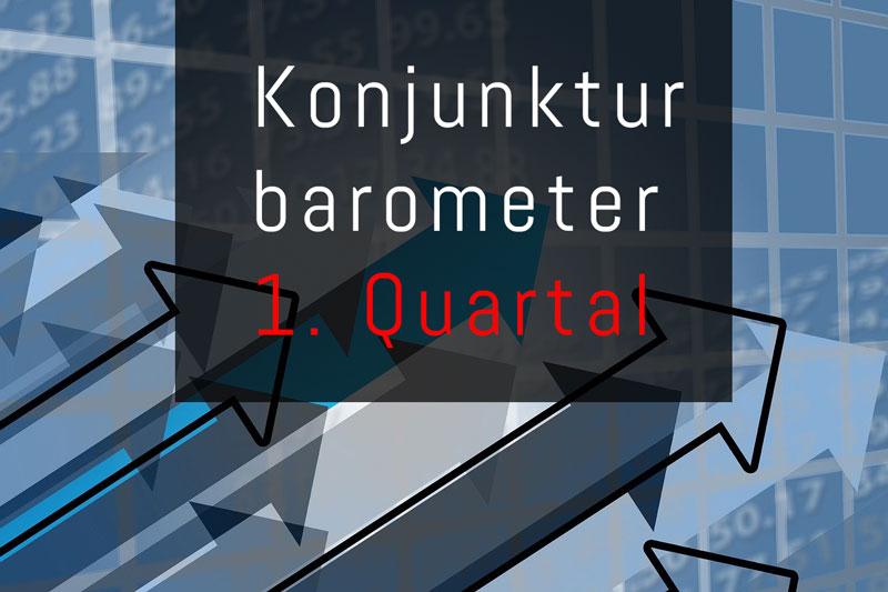 SAA Konjunkturbarometer 1. Quartal