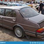 Turbo Finlandia - a long Saab.