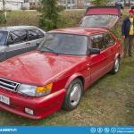 Saab 900 Airflow.