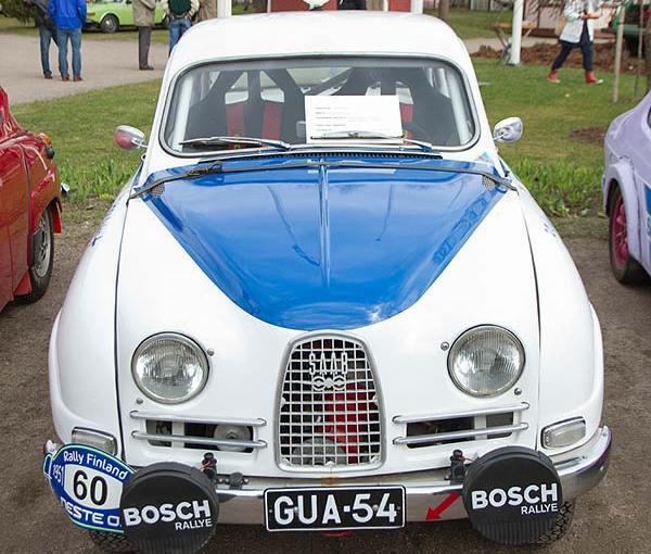 Saab Club driving season opened once again
