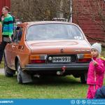 Saab 99 Petro.