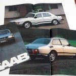 Saab 99 vuosimalli 1982. A4 20s. 10 €