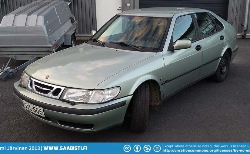 "A ""new"" daily driver: Saab 9-3 Turbo 2001"