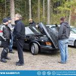 Simo Lampinen is selling his personal car - A 900 Turbo S.