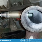 Lambda sensor position in the pipe.