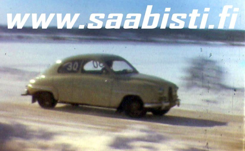 Ice Racing in Finland, 1960ies