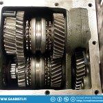 All gear sets in the Saab Sport box.