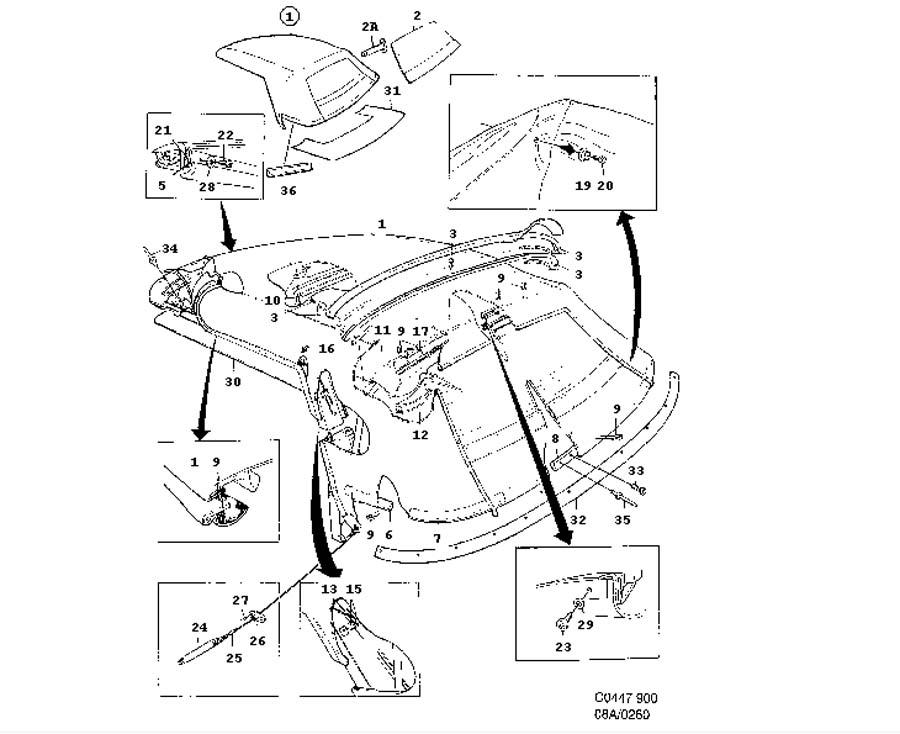 Diagram Saab 9000 Air Conditioning Wiring File Ki33864
