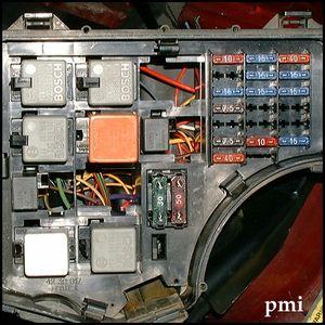 NG 90093 Engine Bay Relay Panel  The Saab Tech Wiki