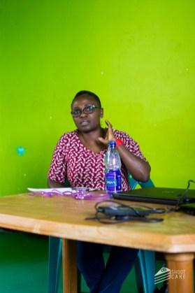 Writer Jennifer Nansubuga Makumbi