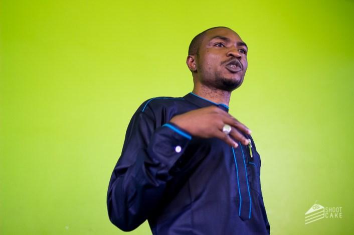 Writer AbuBakar Adam Ibrahim