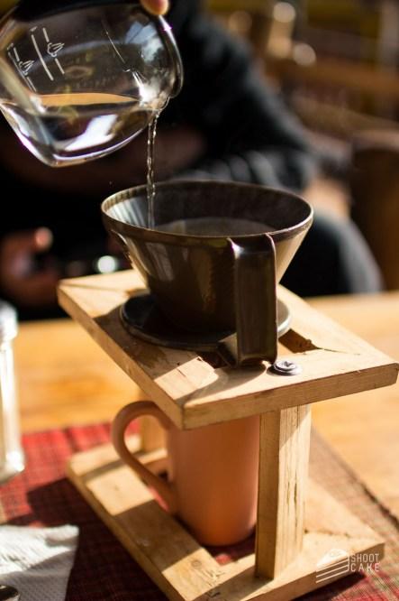 1000 Cups Coffee House Drip Station