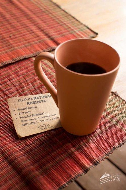 Uganda Natural Robusta at 1000 Cups Coffee House