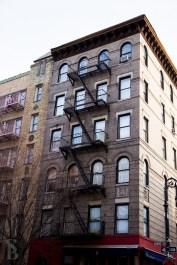 The Friends' Apartment Building