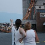 VIDEO: 4 dead after Kelowna crane collapse, police say - Saanich News 💥😭😭💥