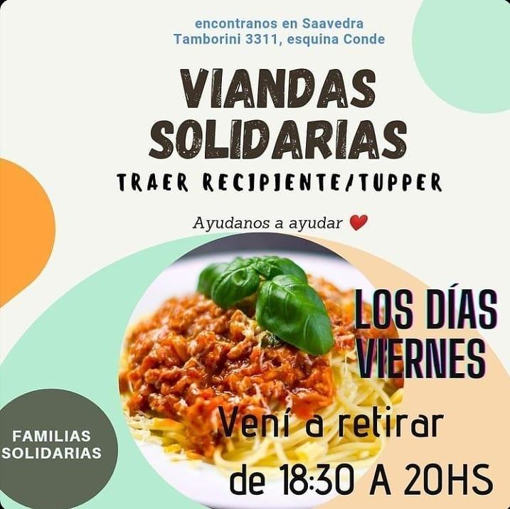 viandas solidarias