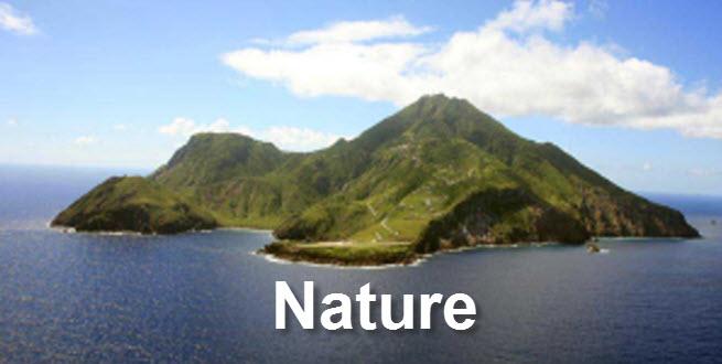 Saba's nature