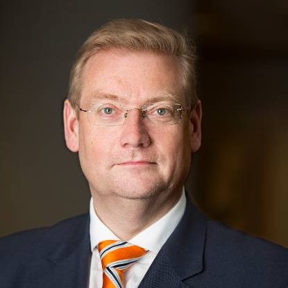 Ard van der Steur, Minister of Security and Justice