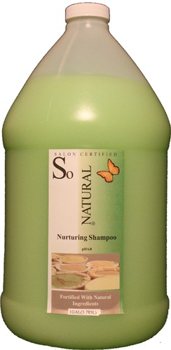 So Natural Nurturing Shampoo For Hair And Scalp Contains
