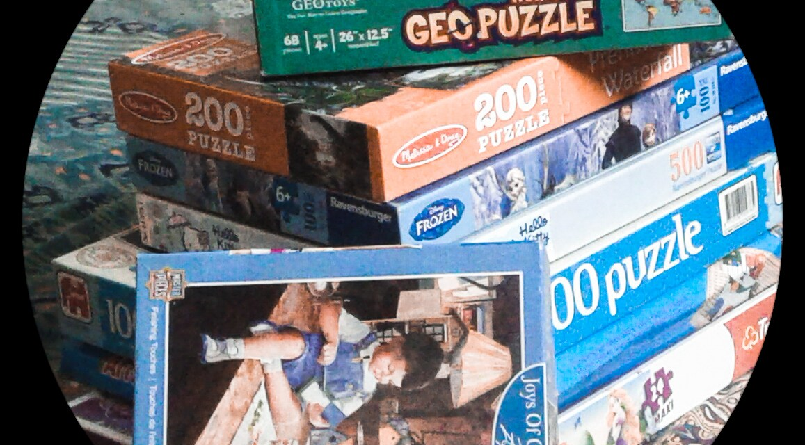BENEFITS OF PUZZLES/JIGSAWS