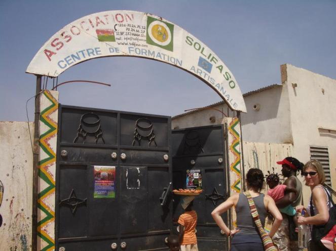 Stage au Burkina Faso 2010