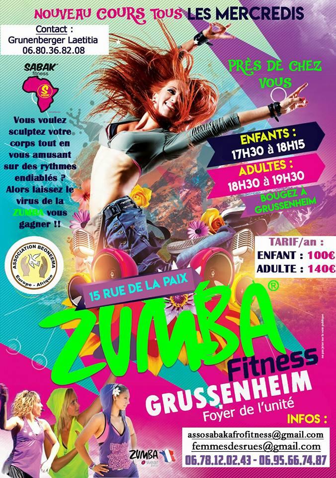 NOUVEAU : Cours pour adulte à Grussenheim