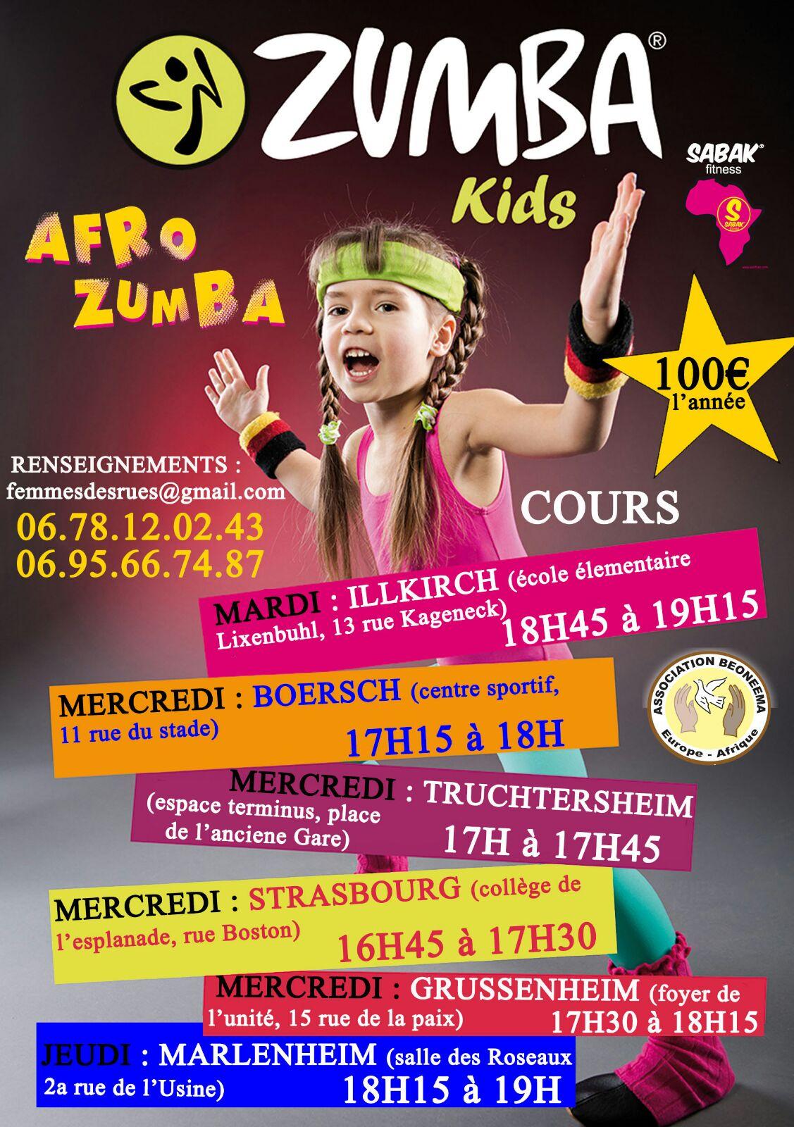 NOUVEAU : Cours pour enfant à Molsheim