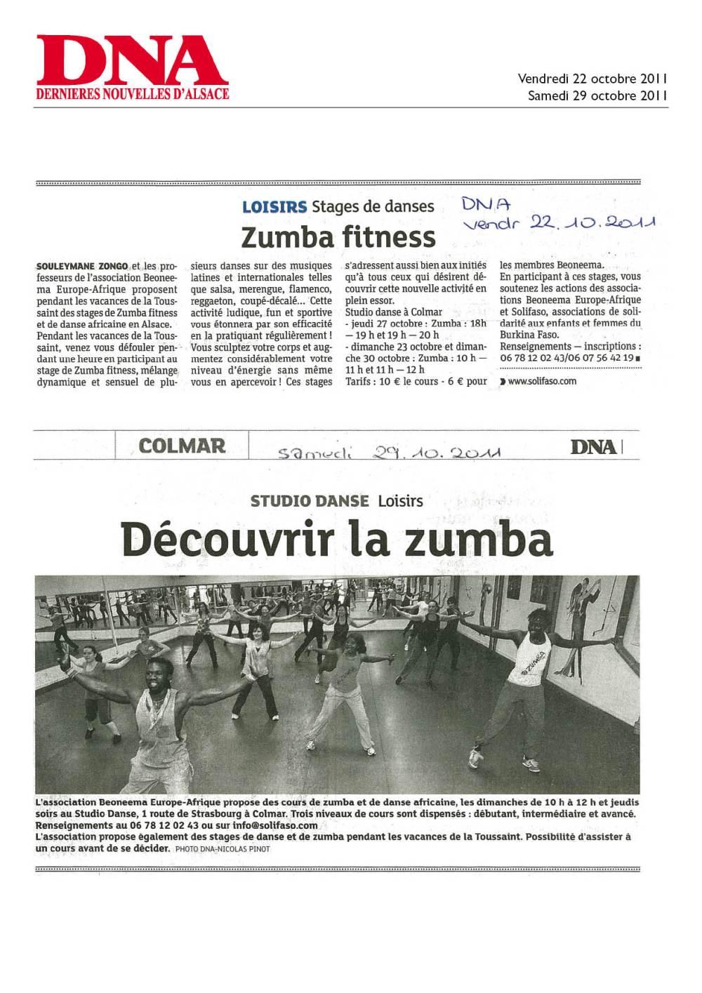 Tirez le meilleure des activités de Zumba avec l'association Sabak Beoneema Danse, et découvrez un large panel de nos activités.