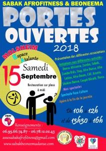 PORTE OUVERTE DES ASSOCIATIONS SABAK & BEONEEMA À MOLSHEIM
