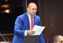 El diputado José Luis Rodríguez Hiciano, proponente de la iniciativa. (FUENTE EXTERNA)