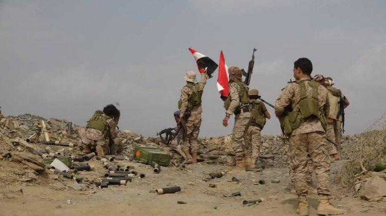 الجيش الوطني يسيطر على مواقع جديدة في رازح غرب محافظة صعدة