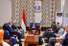 وزير التخطيط يبحث مع وفد البنك الدولي دعم أولويات الحكومة