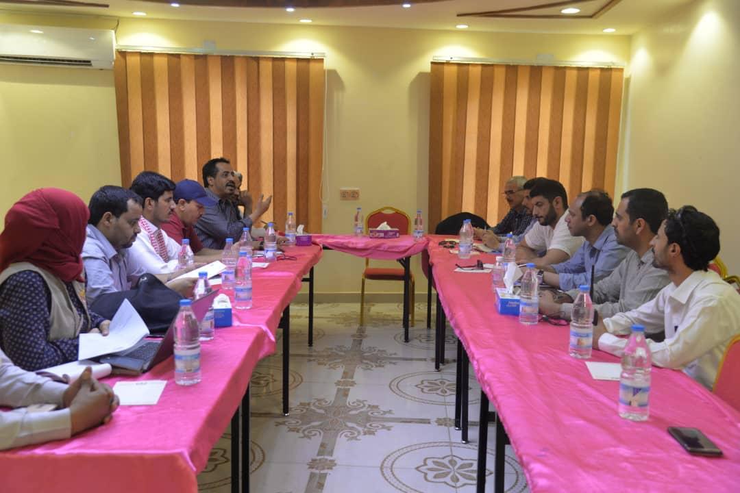 اللجنة الوطنية للتحقيق تعقد اجتماعا مع الفريق المشترك لتقييم الحوادث وتطلعه على عدد من الوقائع