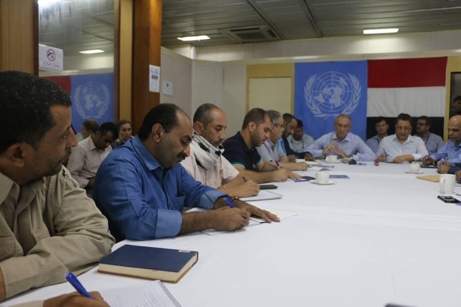 Photo of لجنة إعادة الانتشار تختتم اجتماعها بالاتفاق على تنفيذ المرحلة الأولى وفق مفهوم العمليات المتفق عليها