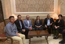 وزير الثقافة يبحث مع اليونيسكو التعاون في مجال الحفاظ علي الاثار والمخطوطات والمدن التاريخية في اليمن