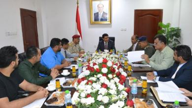 الرعيني يناقش مع ممثلي مؤسسات الدولة التوعية بمخرجات الحوار