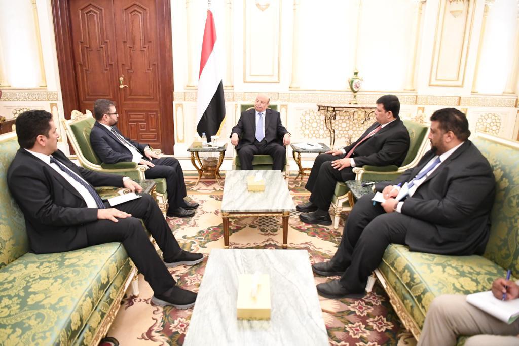 رئيس الجمهورية يؤكد على دور الجهاز المركزي للرقابة والمحاسبة في محاربة الفساد