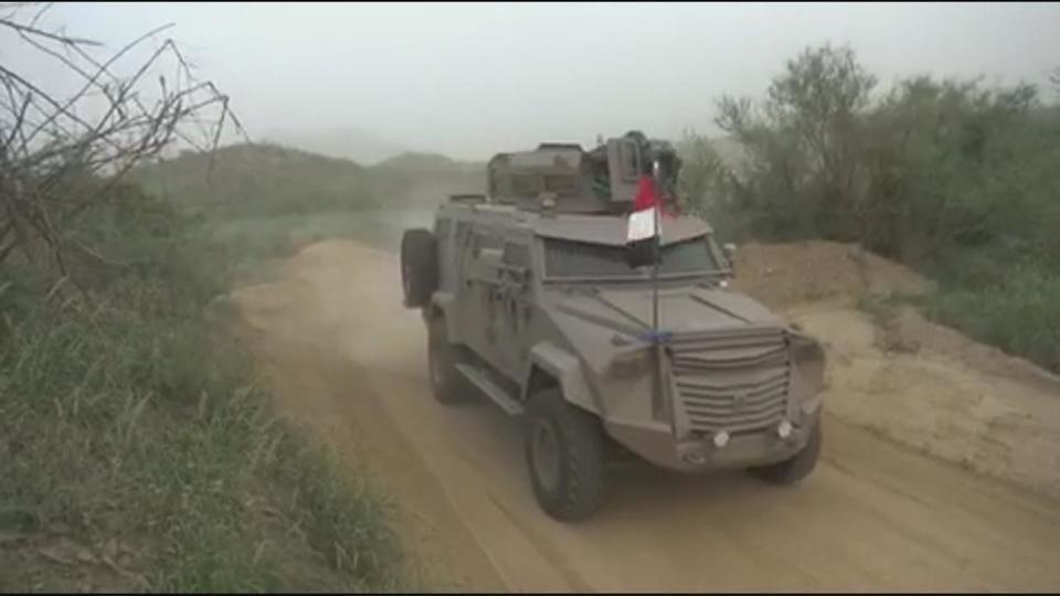 الجيش الوطني يتقدم في كتاف بصعدة